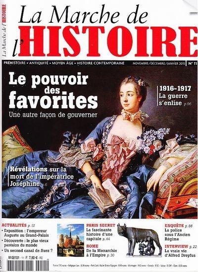 LA MARCHE DE L`HISTOIRE / F Abo