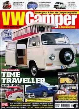 VOLKSWAGEN CAMPER & COMMERCIAL / GB Abo