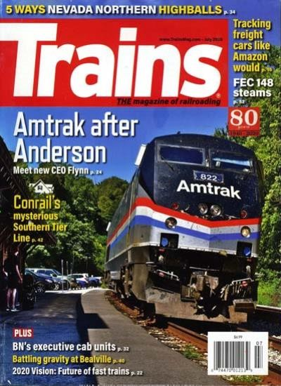 TRAINS / USA Abo