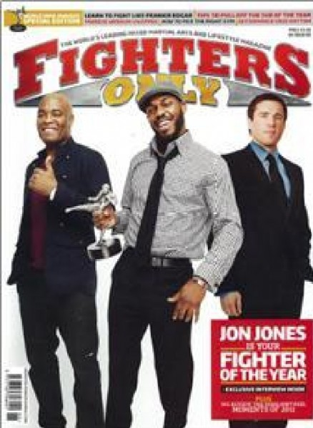 FIGHTERS ONLY / GB Abo