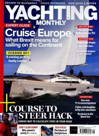 YACHTING MONTHLY / GB Abo