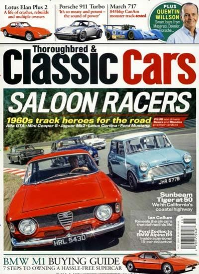 CLASSIC CARS / GB Abo