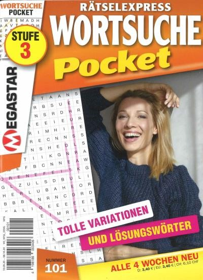 WORTSUCHE POCKET Abo