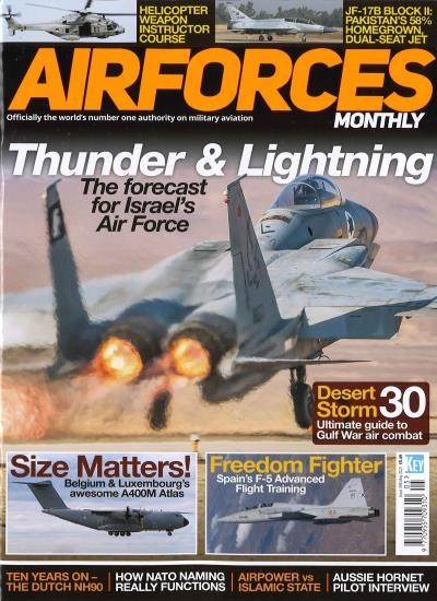 AIR FORCES MONTHLY / GB 4/2021