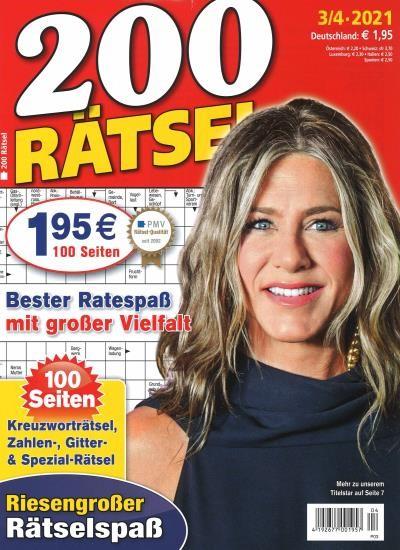 200 RÄTSEL 4/2021
