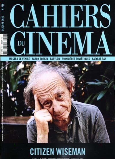 CAHIERS DU CINEMA / F Abo