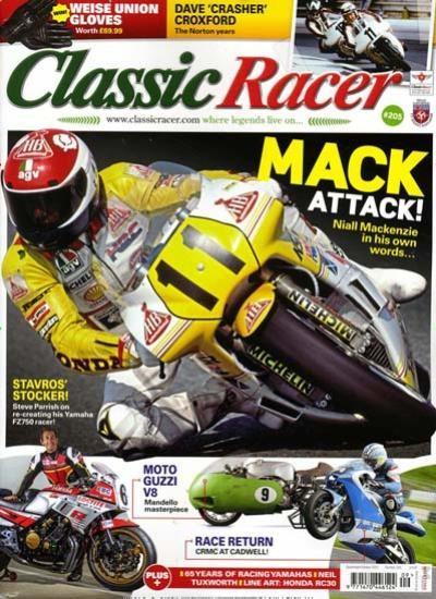 CLASSIC RACER / GB Abo