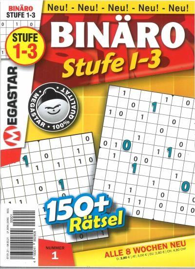 BINÄRO 1-3 1/2021