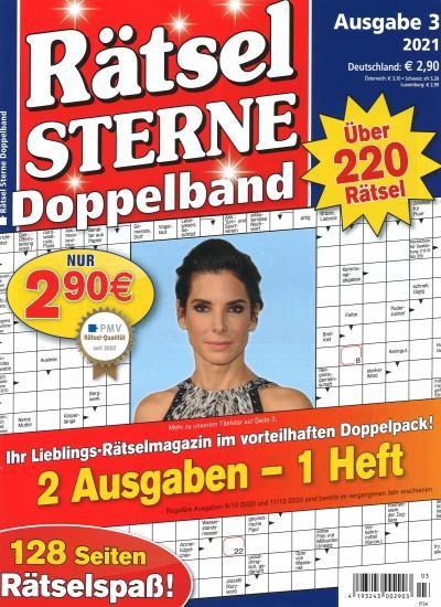 RÄTSEL STERNE DOPPELBAND 3/2021