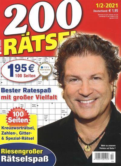 200 RÄTSEL 2/2021