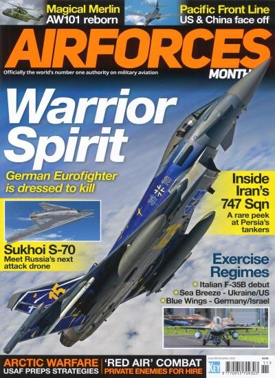 AIR FORCES MONTHLY / GB 10/2020