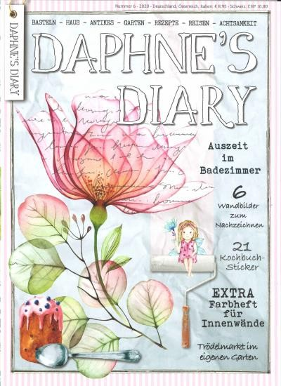 DAPHNE`S DIARY 6/2020