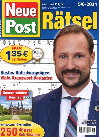 NEUE POST RÄTSEL 6/2021