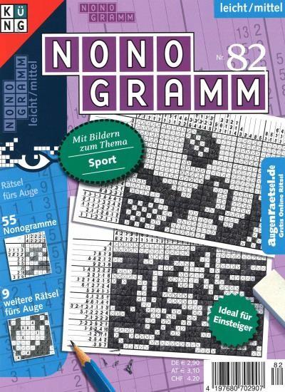 NONOGRAMM 82/2021