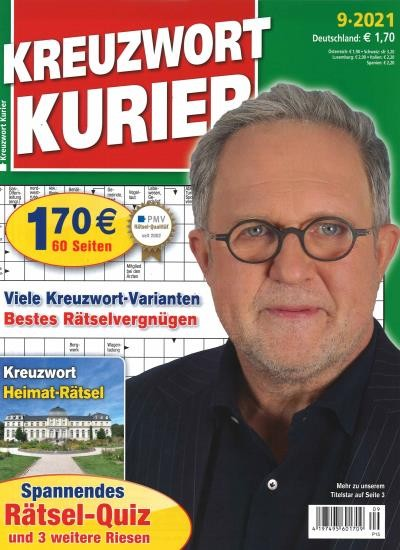 KREUZWORT KURIER 9/2021