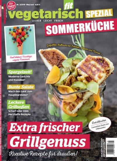 VEGETARISCH FIT 3/2019