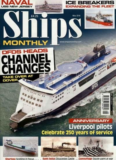 SHIPS MONTHLY / GB Abo