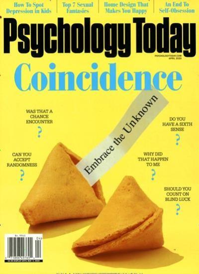 PSYCHOLOGY TODAY / USA Abo