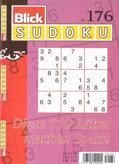 BLICK SUDOKU 176/2020