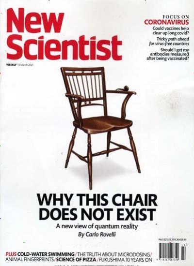 NEW SCIENTIST / GB Abo