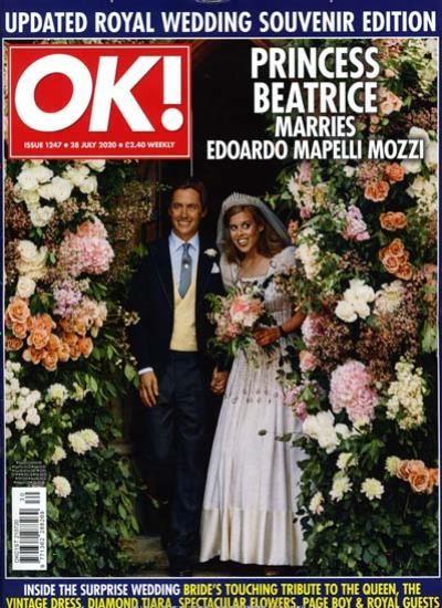 OK MAGAZINE / GB Abo