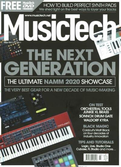 MUSIC TECH MAGAZINE / GB Abo