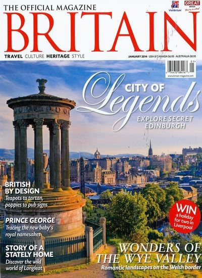 BRITAIN-THE OFFICIAL MAGAZINE / GB Abo