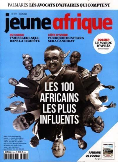 JEUNE AFRIQUE / F Abo