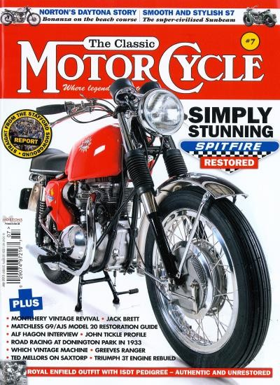 CLASSIC MOTOR CYCLE / GB Abo