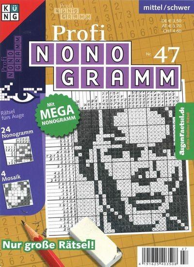 PROFI NONOGRAMM 47/2017