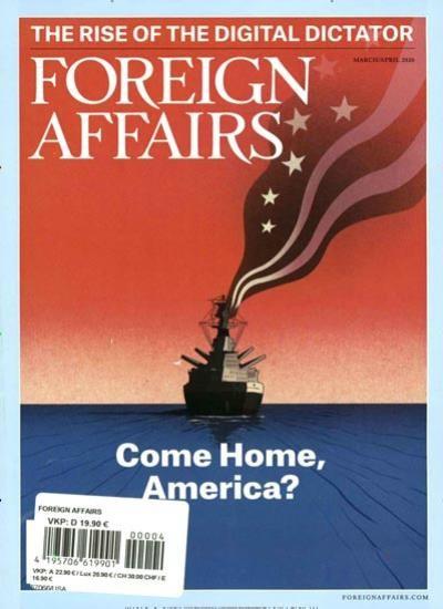 FOREIGN AFFAIRS / USA Abo