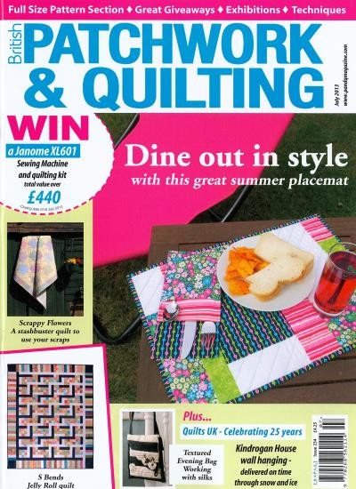 PATCHWORK & QUILTING / GB Abo