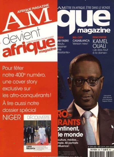 AFRIQUE MAGAZINE / F Abo