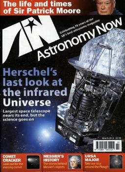 ASTRONOMY NOW / GB Abo