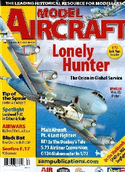 MODEL AIRCRAFT MONTHLY / GB Abo