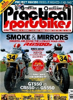 PRACTICAL SPORTSBIKES / GB Abo