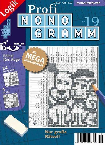 PROFI NONOGRAMM 19/2012