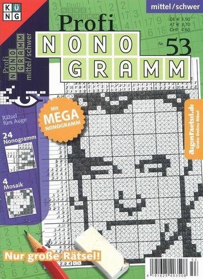 PROFI NONOGRAMM 53/2018