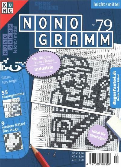 NONOGRAMM 79/2020