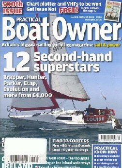 PRACTICAL BOAT OWNER / GB Abo