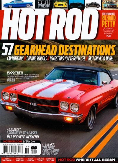 HOT ROD / USA Abo
