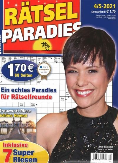 RÄTSEL PARADIES 5/2021