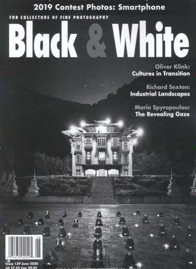 BLACK & WHITE MAGAZINE / USA Abo