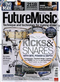 FUTURE MUSIC MAGAZINE / GB Abo