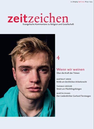 ZEITZEICHEN 4/2019