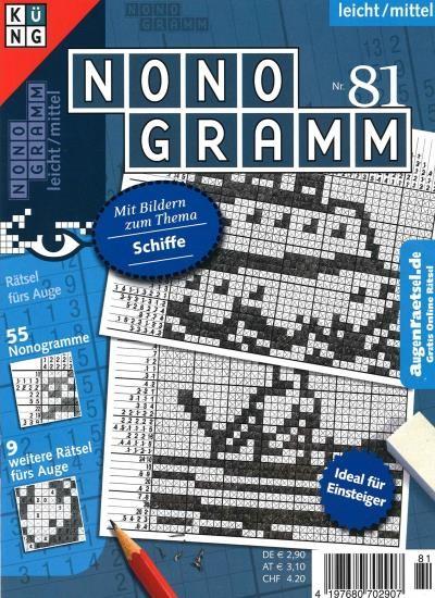 NONOGRAMM 81/2021