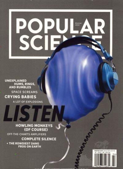 POPULAR SCIENCE / USA Abo