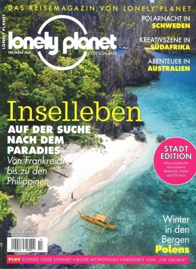 LONELY PLANET MAGAZIN 13/2021