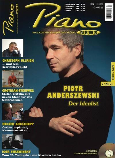 PIANO NEWS 2/2021