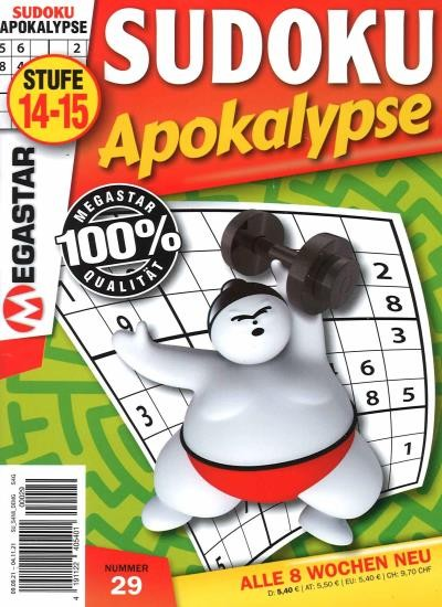 SUDOKU APOKALYPSE 29/2021